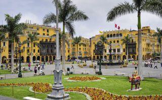 Aniversario de Lima: Cinco plazas icónicas de nuestra capital