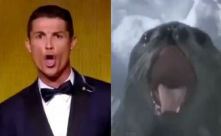 YouTube: grito de Cristiano Ronaldo es parodiado con animales
