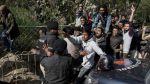 Pakistán: violencia se desata en protesta contra Charlie Hebdo - Noticias de herido de bala