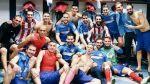 Atlético de Madrid: la foto de la celebración en el Bernabéu - Noticias de camp nou
