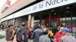 Banco de la Nación: Sería fácil eliminar las colas [Opinión] - Noticias de sistema nacional de pensiones