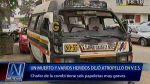 VES: hombre muere arrollado por chofer con ocho papeletas - Noticias de accidentes de tránsito