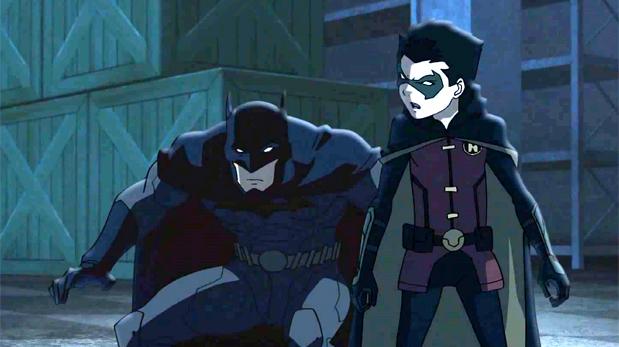"""Batman vs. Robin"", primer vistazo a la película animada"