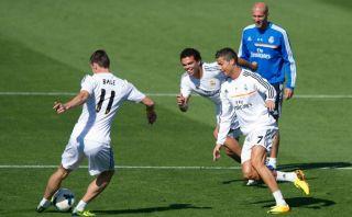 """Zidane sobre Cristiano: """"Ganará más Balones de Oro que Messi"""""""