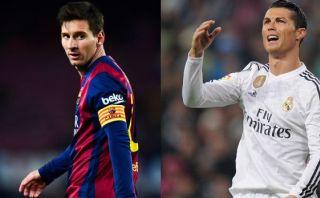 """Luis Enrique: """"Cristiano está por debajo de Lionel Messi"""""""