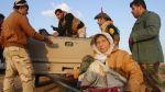 Iraq: Estado Islámico liberó a 200 yazidíes enfermos y ancianos - Noticias de maltrato a la mujer
