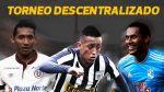 Descentralizado 2015: descarga el fixture de los tres torneos - Noticias de segunda profesional