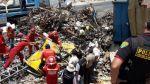 Arequipa: cinco muertos dejó choque de dos camiones contra Tico - Noticias de muere atropellado