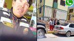 Vía WhatsApp: policía fue grabado pidiendo coima en Puno - Noticias de foto papeletas