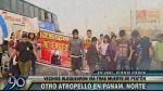 Puente Piedra: bloquean Panamericana Norte por muertes en vía - Noticias de muere atropellado