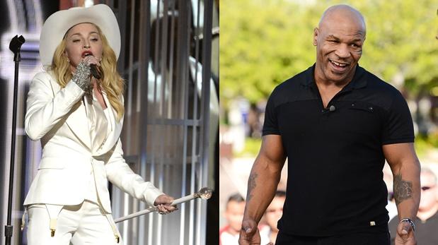 Madonna: su nuevo disco tiene colaboración de Mike Tyson