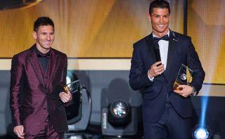 """Cristiano Ronaldo: """"Puede que Messi participe en mi motivación"""""""