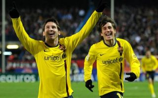 Lionel Messi: cuando humilló al Atlético Madrid en Copa del Rey