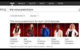 Bing, el buscador de Microsoft que adivina el futuro
