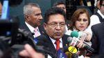 Ramos Heredia: Imputaciones contra Belaunde Lossio son penales - Noticias de penal el milagro