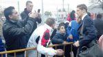 Atlético de Madrid realizó última práctica y viajó a Barcelona - Noticias de camp nou