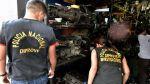 """Venta de autopartes robadas en San Jacinto va a """"la extinción"""" - Noticias de robo"""