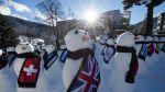 El primer día del Foro Económico de Davos en imágenes - Noticias de live earth
