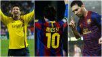 Lionel Messi marcó tres 'hat-tricks' al Atlético de Madrid - Noticias de camp nou