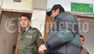 Martín Belaunde Lossio: ordenan arresto domiciliario en Bolivia