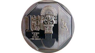 BCR: Mira las 26 monedas de la serie Riqueza y Orgullo del Perú
