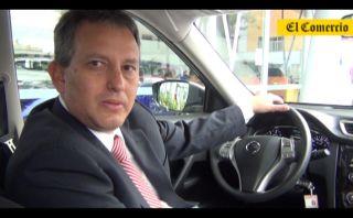 Nissan prevé ganar participación en 2015 vendiendo 15 mil autos