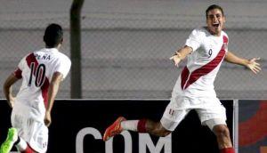 Perú empató 1-1 con Paraguay y clasificó al hexagonal Sub 20