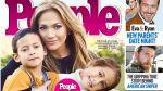 """Jennifer López posó con sus hijos para la revista """"People"""" - Noticias de coqueteo"""