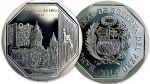 La nueva moneda de un sol que homenajea a la Catedral de Lima - Noticias de riqueza y orgullo del perú