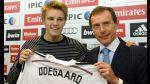 """Martin Odegaard presentado en Real Madrid: """"No siento presión"""" - Noticias de segunda profesional"""