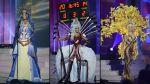 Miss Universo: estos son los trajes típicos más extravagantes - Noticias de miss universo