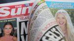 Facebook: The Sun repuso la chica en topless de famosa página 3 - Noticias de prensa escrita