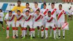 Selección peruana Sub 20: análisis del duelo ante Paraguay - Noticias de juegos panamericanos