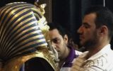 Egipto desmiente supuesto daño a máscara de Tutankamón