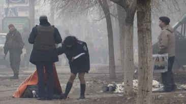 Ucrania: Al menos 30 muertos en nuevos bombardeos al este