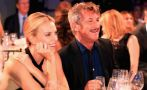 Sean Penn inició adopción del hijo de su novia Charlize Theron