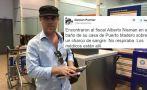 Periodista que informó muerte de Nisman abandona Argentina