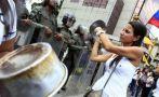 Venezuela: Oposición toma las calles de Caracas en nueva marcha