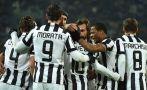 Juventus venció 2-0 al Chievo y sigue como líder en la Serie A