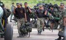Delincuentes roban armas a patrulla de policías en el Vraem