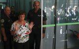 Muerte de Nisman: el disparo se hizo a menos de un centímetro