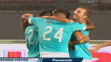 Noche de la Raza Celeste: Sporting Cristal igualó 2-2 con LDU