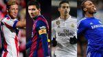 Fútbol europeo: mira la programación del fin de semana - Noticias de fiorentina
