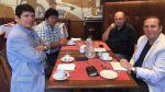 Sergio Markarián se reunió con directiva de la FPF en Uruguay - Noticias de manuel burga