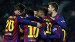 Barcelona goleó 6-0 al Elche con doblete de Lionel Messi - Noticias de luis valero