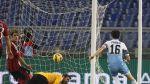 AC Milán perdió 3-1 ante Lazio e iguala una mala racha de 1941 - Noticias de jeremy menez