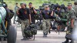 Delincuentes roban armas a patrulla de policías en el Vraem - Noticias de ayna san francisco