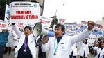 Médicos de EsSalud evalúan acatar nuevo paro en febrero - Noticias de essalud