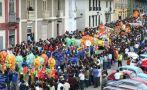 Corso del carnaval de Cajamarca cambiará de ruta este año