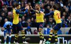 Arsenal venció 3-2 a Brighton y avanzó a octavos de la Copa FA